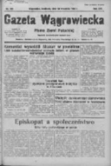 Gazeta Wągrowiecka: pismo ziemi pałuckiej 1936.09.20 R.16 Nr219