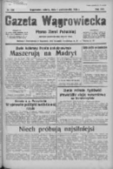Gazeta Wągrowiecka: pismo ziemi pałuckiej 1936.10.03 R.16 Nr230