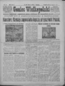 Goniec Wielkopolski: najtańsze i najstarsze pismo codzienne dla wszystkich stanów 1915.08.21 R.38 Nr190