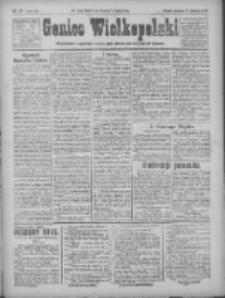 Goniec Wielkopolski: najtańsze pismo codzienne dla wszystkich stanów 1922.04.27 R.45 Nr97