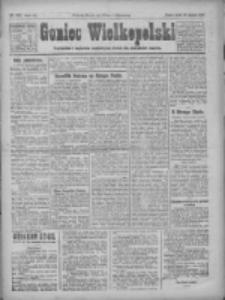 Goniec Wielkopolski: najtańsze pismo codzienne dla wszystkich stanów 1922.08.30 R.45 Nr197
