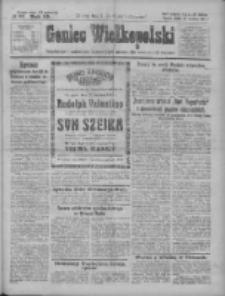 Goniec Wielkopolski: najtańsze i najstarsze bezpartyjne pismo dla wszystkich stanów 1927.04.22 R.50 Nr92
