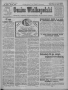 Goniec Wielkopolski: najtańsze i najstarsze bezpartyjne pismo dla wszystkich stanów 1927.08.23 R.50 Nr191