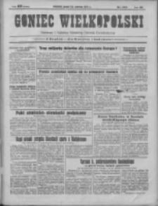 Goniec Wielkopolski: najtańsze pismo codzienne dla wszystkich stanów 1931.06.26 R.55 Nr145