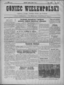 Goniec Wielkopolski: najtańsze pismo codzienne dla wszystkich stanów 1931.07.03 R.55 Nr150