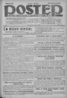 Postęp: dziennik chrześcijański i narodowy: wychodzi w Poznaniu 1925.06.24 R.36 Nr143
