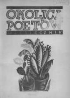 Okolica Poetów 1937.06.15 R.3 T.3 Z.9 Nr6(27)