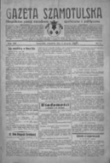Gazeta Szamotulska: niezależne pismo narodowe, społeczne i polityczne 1934.01.04 R.13 Nr1