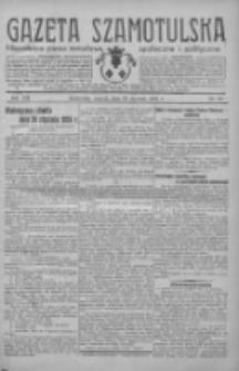 Gazeta Szamotulska: niezależne pismo narodowe, społeczne i polityczne 1934.01.30 R.13 Nr12
