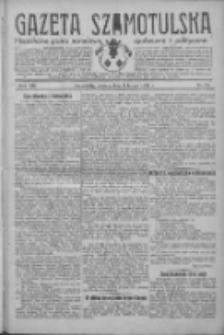 Gazeta Szamotulska: niezależne pismo narodowe, społeczne i polityczne 1934.02.06 R.13 Nr15