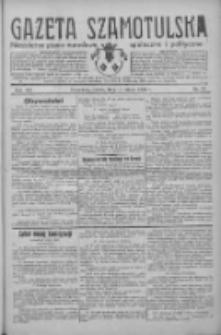 Gazeta Szamotulska: niezależne pismo narodowe, społeczne i polityczne 1934.02.10 R.13 Nr17
