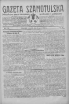 Gazeta Szamotulska: niezależne pismo narodowe, społeczne i polityczne 1934.03.09 R.13 Nr28