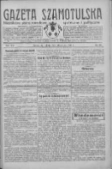 Gazeta Szamotulska: niezależne pismo narodowe, społeczne i polityczne 1934.03.10 R.13 Nr29
