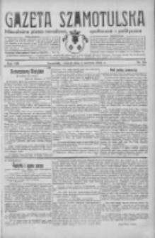 Gazeta Szamotulska: niezależne pismo narodowe, społeczne i polityczne 1934.06.05 R.13 Nr65