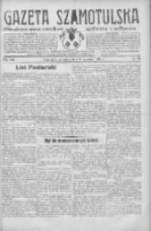 Gazeta Szamotulska: niezależne pismo narodowe, społeczne i polityczne 1934.06.14 R.13 Nr69