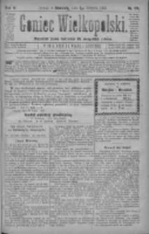 Goniec Wielkopolski: najtańsze pismo codzienne dla wszystkich stanów 1880.08.01 R.4 Nr174