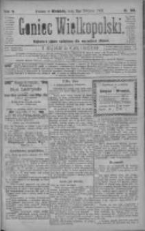 Goniec Wielkopolski: najtańsze pismo codzienne dla wszystkich stanów 1880.08.08 R.4 Nr180