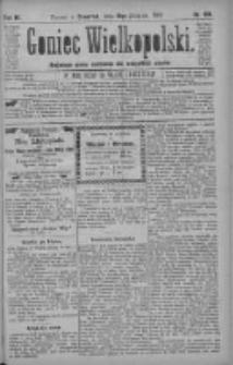Goniec Wielkopolski: najtańsze pismo codzienne dla wszystkich stanów 1880.08.19 R.4 Nr189