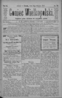 Goniec Wielkopolski: najtańsze pismo codzienne dla wszystkich stanów 1880.08.21 R.4 Nr191