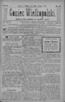 Goniec Wielkopolski: najtańsze pismo codzienne dla wszystkich stanów 1880.08.25 R.4 Nr194