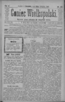 Goniec Wielkopolski: najtańsze pismo codzienne dla wszystkich stanów 1880.08.26 R.4 Nr195
