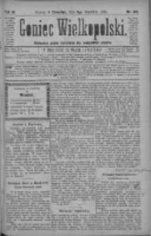 Goniec Wielkopolski: najtańsze pismo codzienne dla wszystkich stanów 1880.09.02 R.4 Nr201