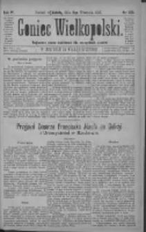 Goniec Wielkopolski: najtańsze pismo codzienne dla wszystkich stanów 1880.09.11 R.4 Nr208