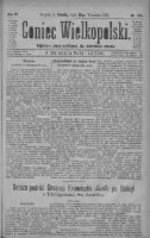 Goniec Wielkopolski: najtańsze pismo codzienne dla wszystkich stanów 1880.09.18 R.4 Nr214