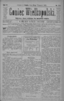 Goniec Wielkopolski: najtańsze pismo codzienne dla wszystkich stanów 1880.09.24 R.4 Nr219
