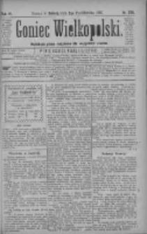 Goniec Wielkopolski: najtańsze pismo codzienne dla wszystkich stanów 1880.10.02 R.4 Nr226