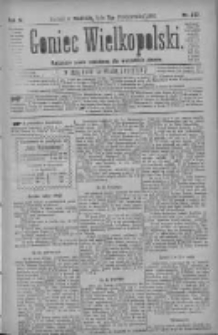 Goniec Wielkopolski: najtańsze pismo codzienne dla wszystkich stanów 1880.10.03 R.4 Nr227