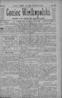 Goniec Wielkopolski: najtańsze pismo codzienne dla wszystkich stanów 1880.10.08 R.4 Nr231