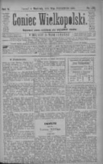 Goniec Wielkopolski: najtańsze pismo codzienne dla wszystkich stanów 1880.10.10 R.4 Nr233