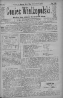 Goniec Wielkopolski: najtańsze pismo codzienne dla wszystkich stanów 1880.10.13 R.4 Nr235