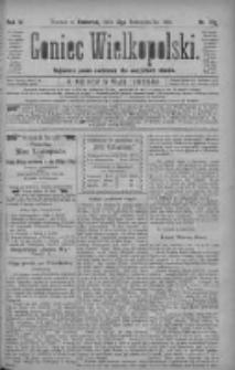 Goniec Wielkopolski: najtańsze pismo codzienne dla wszystkich stanów 1880.10.21 R.4 Nr242