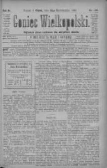 Goniec Wielkopolski: najtańsze pismo codzienne dla wszystkich stanów 1880.10.22 R.4 Nr243