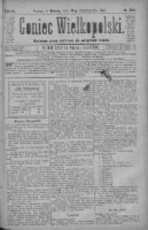 Goniec Wielkopolski: najtańsze pismo codzienne dla wszystkich stanów 1880.10.23 R.4 Nr244