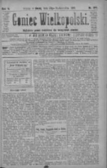 Goniec Wielkopolski: najtańsze pismo codzienne dla wszystkich stanów 1880.10.27 R.4 Nr247