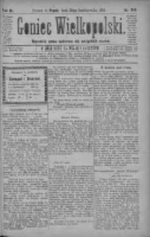 Goniec Wielkopolski: najtańsze pismo codzienne dla wszystkich stanów 1880.10.29 R.4 Nr249