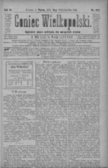 Goniec Wielkopolski: najtańsze pismo codzienne dla wszystkich stanów 1880.10.15R.4 Nr237
