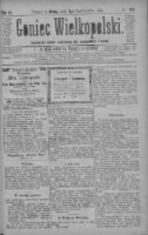Goniec Wielkopolski: najtańsze pismo codzienne dla wszystkich stanów 1880.11.03 R.4 Nr252