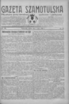Gazeta Szamotulska: niezależne pismo narodowe, społeczne i polityczne 1934.07.07 R.13 Nr78
