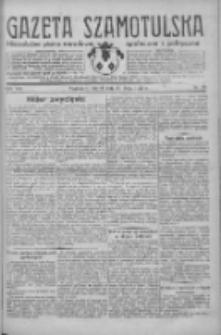 Gazeta Szamotulska: niezależne pismo narodowe, społeczne i polityczne 1934.07.10 R.13 Nr79