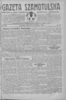 Gazeta Szamotulska: niezależne pismo narodowe, społeczne i polityczne 1934.08.21 R.13 Nr96
