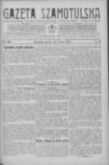 Gazeta Szamotulska: niezależne pismo narodowe, społeczne i polityczne 1935.07.09 R.14 Nr80