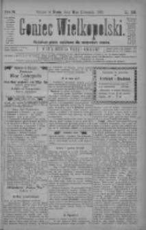 Goniec Wielkopolski: najtańsze pismo codzienne dla wszystkich stanów 1880.11.10 R.4 Nr258