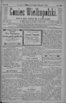 Goniec Wielkopolski: najtańsze pismo codzienne dla wszystkich stanów 1880.11.12 R.4 Nr260