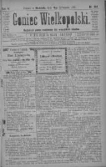 Goniec Wielkopolski: najtańsze pismo codzienne dla wszystkich stanów 1880.11.14 R.4 Nr262