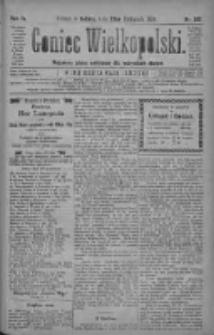 Goniec Wielkopolski: najtańsze pismo codzienne dla wszystkich stanów 1880.11.20 R.4 Nr267