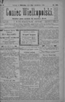 Goniec Wielkopolski: najtańsze pismo codzienne dla wszystkich stanów 1880.11.21 R.4 Nr268
